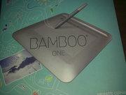 Граффический планшет Wacom Bamboo One